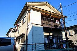 第二正実荘[201号室]の外観