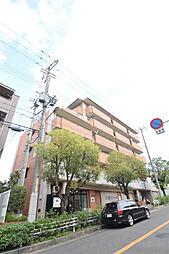 大阪府吹田市五月が丘北の賃貸マンションの外観