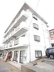 神奈川県厚木市林3丁目の賃貸マンションの外観