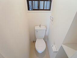タカラハイツのトイレ窓も付いてます