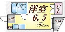 Riora神戸[4階]の間取り