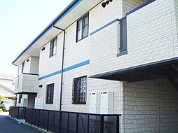 静岡県焼津市吉永の賃貸アパートの外観