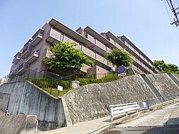 カネボウ鼓が滝グリーンマンション[318号室]の外観