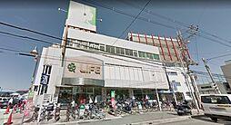 三恵ハイツ[1階]の外観