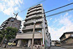 大阪府松原市上田3丁目の賃貸マンションの外観