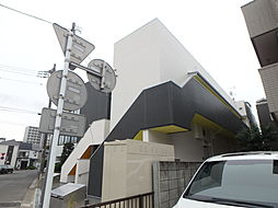 埼玉県蕨市塚越5の賃貸アパートの外観