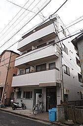 神奈川県川崎市川崎区東門前1丁目の賃貸マンションの外観