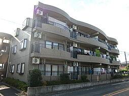 埼玉県所沢市上新井2-の賃貸マンションの外観