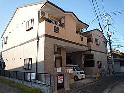 ハーモニー姪浜 弐番館[102号室]の外観