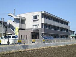 愛知県小牧市大字間々の賃貸マンションの外観