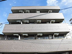 フローラル華苑[4階]の外観