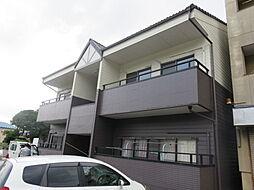 奥井第5アパート[2階]の外観