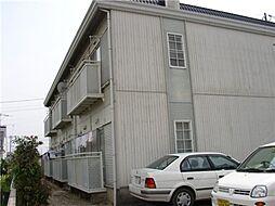田金マンション B[2階]の外観