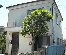 本木アパート[2階]の外観