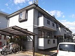 コーポカワサキ B[2階]の外観
