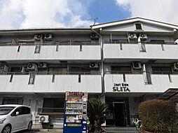 大阪府吹田市吹東町の賃貸マンションの外観
