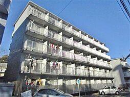 東京都多摩市中沢1丁目の賃貸マンションの外観