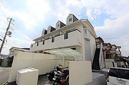 フローラ鈴蘭台北町[2階]の外観