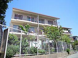 大阪府箕面市瀬川4丁目の賃貸マンションの外観