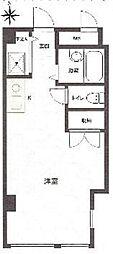 ライベストコート南福岡Ⅱ[305号室]の間取り
