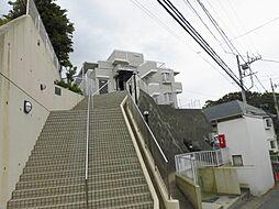 神奈川県座間市南栗原6丁目の賃貸マンションの外観