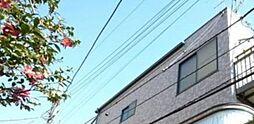 東京都大田区南六郷1丁目の賃貸マンションの外観
