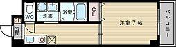 シビラ柴島[3階]の間取り