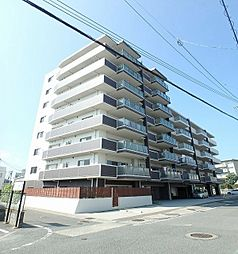福岡県福岡市早良区原4丁目の賃貸マンションの外観