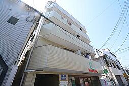 大阪府堺市北区東雲東町1丁の賃貸マンションの外観