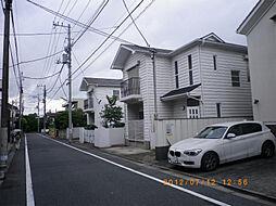 [テラスハウス] 東京都世田谷区砧8丁目 の賃貸【/】の外観