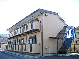 長野県長野市松代町松代清須町の賃貸アパートの外観