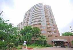 メロディーハイム香里ヶ丘ツインビューベガタワー[12階]の外観