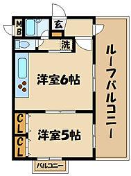 かしわ台駅 5.8万円