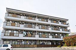 長野県松本市筑摩4丁目の賃貸マンションの外観