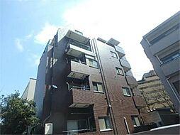 東京都多摩市関戸2丁目の賃貸マンションの外観