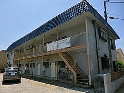 千葉県大網白里市大網の賃貸アパートの外観