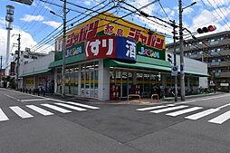 大阪府大阪市旭区赤川1丁目の賃貸アパートの外観