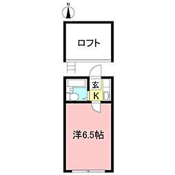 【敷金礼金0円!】シャングリラ・K