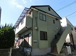 千葉県千葉市緑区おゆみ野4丁目の賃貸アパートの外観