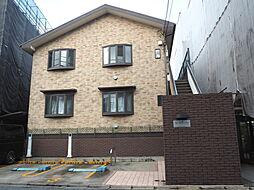 東京都世田谷区瀬田4丁目の賃貸アパートの外観