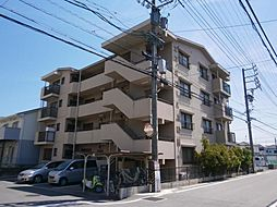 愛知県岡崎市上和田町字正ケンの賃貸マンションの外観