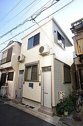 東京都荒川区荒川6丁目の賃貸アパートの外観