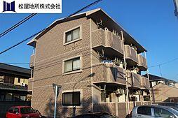 愛知県豊橋市瓦町の賃貸マンションの外観