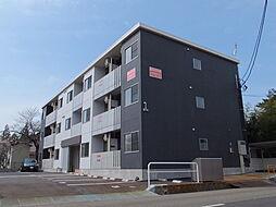 新潟県上越市寺町3丁目の賃貸マンションの外観