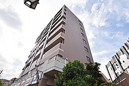 大阪府堺市堺区鉄砲町の賃貸マンションの外観