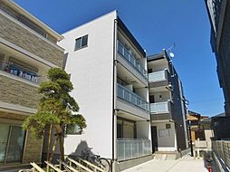 神奈川県大和市中央7丁目の賃貸アパートの外観