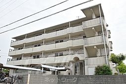 大阪府箕面市西小路3丁目の賃貸マンションの外観
