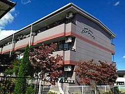 長野県塩尻市大字広丘吉田の賃貸マンションの外観