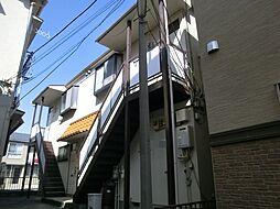 ベルフォーレ小松A[1階]の外観
