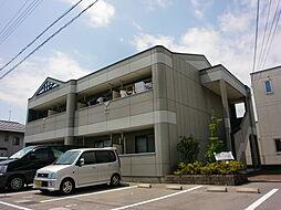 滋賀県長浜市四ツ塚町の賃貸マンションの外観